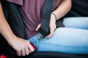 Buckle Up, Mississippi. Seat Belts Save Lives