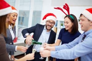 What Happens If I Get Hurt at the Annual Office Holiday Party?