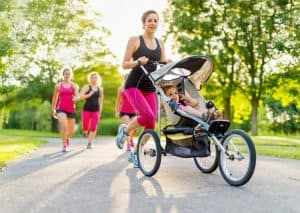 Britax Jogging Stroller Poses a Safety Risk to Children and Adults
