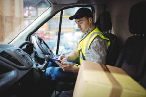 Delivery Drivers Have Risky Jobs That Often Leave Them Injured